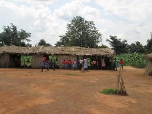 Pres Primary School, southeastern Uganda